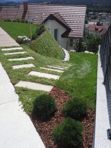Namakalni sistemi za travo cena